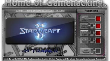 StarCraft 2: Wings of Liberty: Трейнер/Trainer (+19) [2.1.5.32392] {iNvIcTUs oRCuS / HoG}