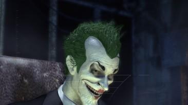 "Batman: Arkham Asylum ""joker jack nicholson HD skin mime"""