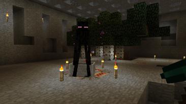 Minecraft: Совет (ловушка для мобов)