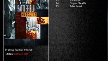 Battlefield: Hardline: Трейнер/Trainer (+5) [1.0] {MrAntiFun}