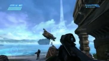 Halo Combat Evolved Anniversary - геймплей с Comic Con 2011
