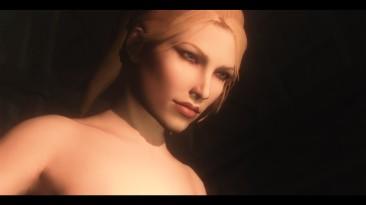 """Skyrim """"Улучшенные текстуры для женских персонажей"""""""
