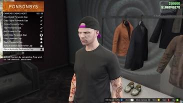 GTA Online - The Diamond Casino Heist - Все новые предметы одежды, маски, татуировки и акции