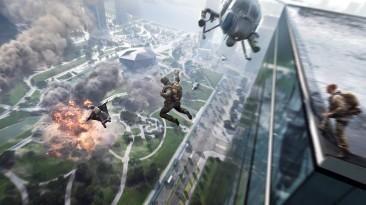 Секретный режим Battlefield 2042 может называться Battlehub, первые подробности