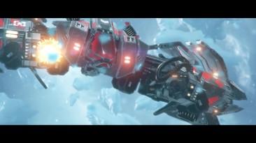 Трейлер EVE: Valkyrie к выходу дополнения Warzone