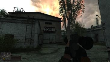 "S.T.A.L.K.E.R. Shadow of Chernobyl ""Возращение в атмосферу старого ТЧ"""