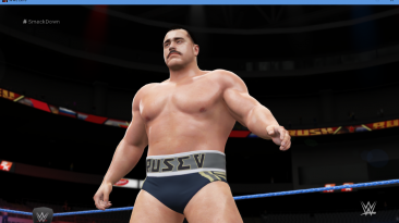 "WWE 2K16 ""Rusev наряд WWE 2K19 порт мод"""