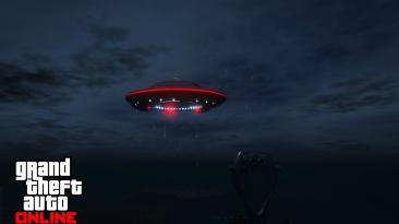 GTA Online тизерит инопланетян на Хэллоуин