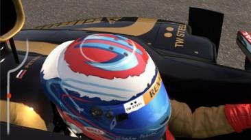 "F1 2011 ""Cameras for helmets"""