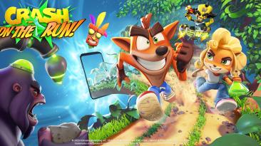 Crash Bandicoot: On the Run скачали более 30 миллионов раз