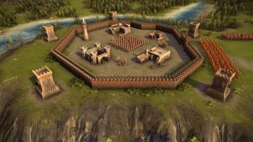Cossacks 3 - Стартовал первый рейтинговый сезон и вышло большое обновление для сетевой игры
