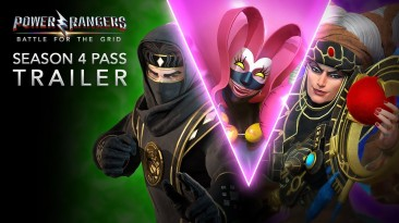 Еще три персонажа присоединятся к Power Rangers: Battle for the Grid в 4 сезоне