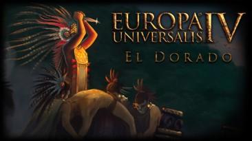 На следующей неделе выходит дополнение El Dorado для Europa Universalis 4