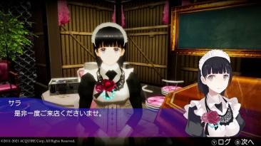Acquire опубликовали трейлеры персонажей Сары и Ятабе-сана из Akiba's Trip: Hellbound & Debriefed