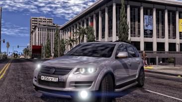 "Grand Theft Auto 5 ""Volkswagen Touareg I"""