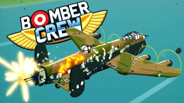 Стратегический симулятор бомбардировщика Bomber Crew приземлился на PS4, XB1 и NS