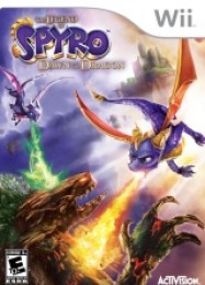 Обложка игры The Legend of Spyro: Dawn of the Dragon