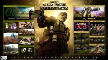 В Call of Duty: Warzone стартовал новый сезон - новая винтовка FARA 83 и изменения карты