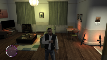 Grand Theft Auto 4: The Ballad of Gay Tony (GTA IV: TBoGT): Сохранение/SaveGame (Вся игра пройдена на 100%) [Steam/Rockstar-Лицензия]