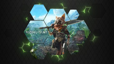 Biomutant появится в GeForce NOW на запуске. Nvidia назвала ещё 15 игр, которые будут добавлены в мае