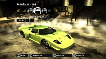 История кастомизации машин из Need for Speed Vol.1