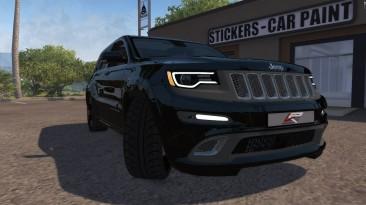 "Test Drive Unlimited 2 ""Jeep Cherokee SRT8 2015"""