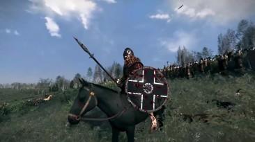 Наконец-то! Зрелищные и захватывающие битвы! - Total War Saga: Thrones of Britannia #11