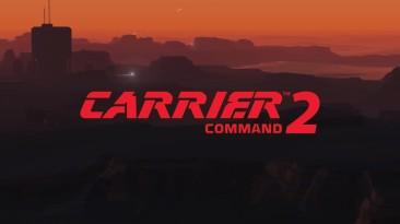 В Steam cостоялся релиз Carrier Command 2