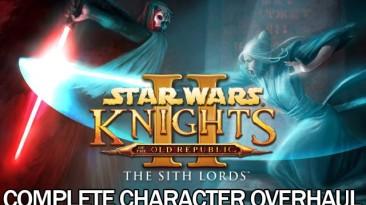 Нейросеть улучшила модели персонажей в Star Wars Knights of the Old Republic II