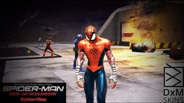 """Spider-Man: Web of Shadows """"Cкин Spider-Clan"""""""