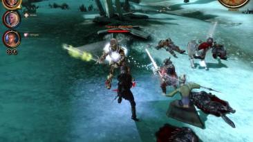 """Dragon Age: Origins """"Скелеты Серых Стражей в длс Возвращение в Остагар"""""""