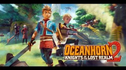 Релизный трейлер Oceanhorn 2: Knights of the Lost Realm