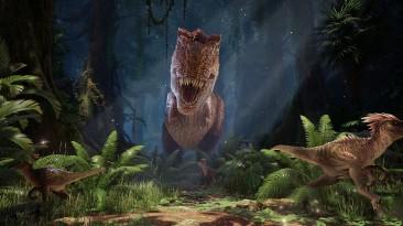 Тизер и скриншоты ARK Park - релиз в 2017 на PS4