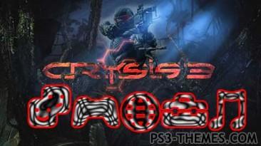 """Crysis 3 """"Анимированная тема PS 3 № 2"""""""