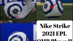 """FIFA 21 """"Мяч Nike Strike 2021 EPL OMB Phase II"""""""
