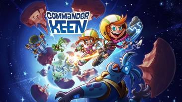 Выход новой Commander Keen для iOS и Android