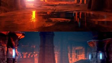 Свежий сет скриншотов и немного новых подробностей Deep Down
