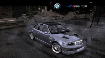 """Need for Speed: Most Wanted """"2002 BMW M3 GTR Street Version [E46]"""""""