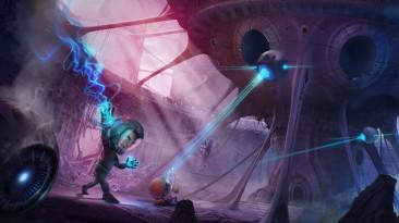 На PS4 вышла Blackhole: Complete Edition