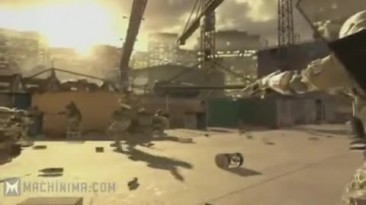 "Modern Warfare 2 ""Zombie Attack"""
