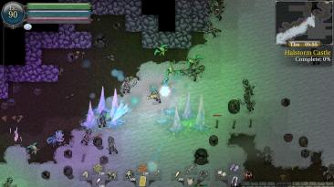 Состоялся выход двухмерной RPG 9th Dawn III