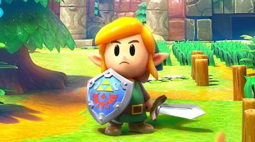 Для The Legend of Zelda: Link's Awakening вышел новый патч