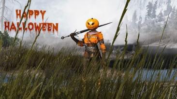 """The Witcher 3 """"Цири в костюме для Хэллоуина"""""""