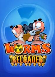Обложка игры Worms Reloaded