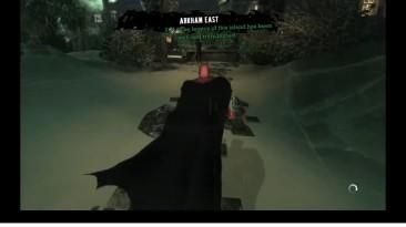 """Batman: Arkham Asylum """"Christmas Joke Mod 2"""""""