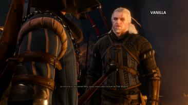 "Witcher 3: Wild Hunt ""Cutscenes lighting fix"""