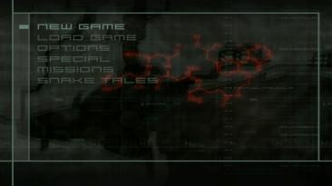 Metal Gear Solid 2: Substance @Widescreen Fix@