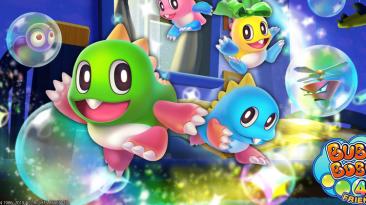 Западный релиз Bubble Bobble 4 Friends на PS4 состоится в ноябре, одновременно с апдейтом для Switch