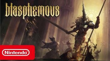 Первый час игрового процесса Blasphemous с Nintendo Switch