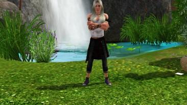 "The Sims 3 ""Сим Эдам"""